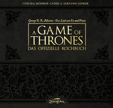 "Buch ""A Game of Thrones - Kochbuch"""